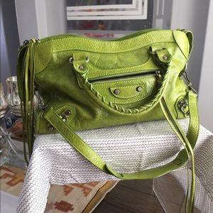 Handbags - Leather Satchel